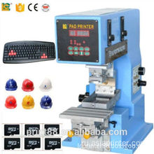 Desktop Mini Single Pad Printing machine for keyboard